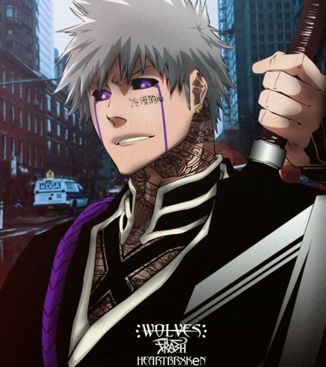 Pin By T23 On Anything Everything With Images Anime Gangster
