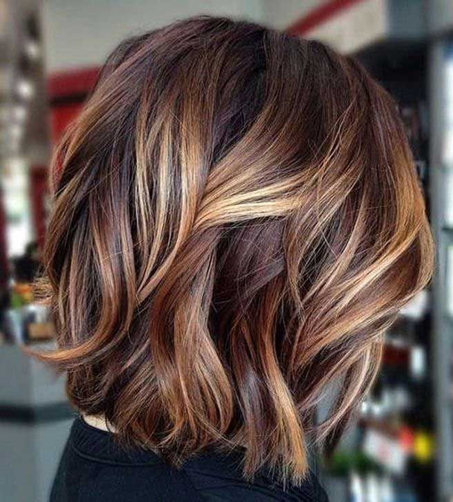 51 Gorgeous Hair Color Worth To Try This Season #fallhaircolors