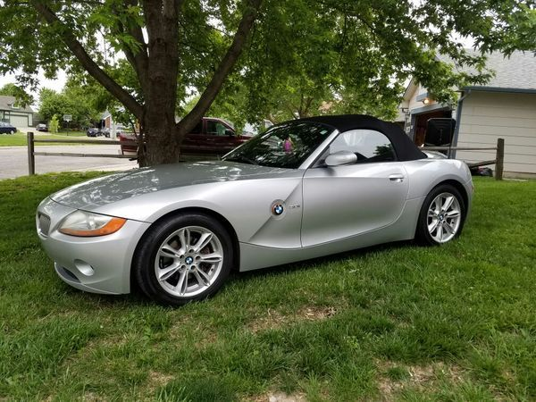 2003 BMW Z4 ROADSTER for Sale in Wichita, KS My kind of