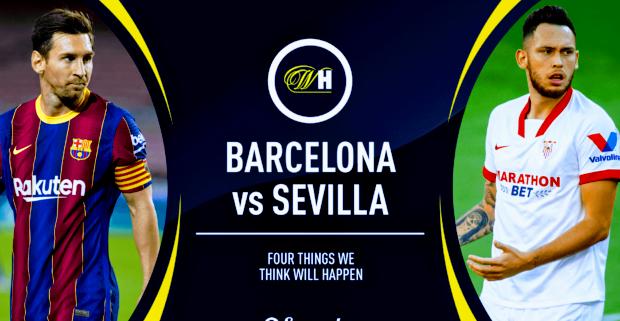 موعد مباراة برشلونة وإشبيلية والقنوات الناقلة في الدوري الاسباني Match Of The Day Football Sevilla
