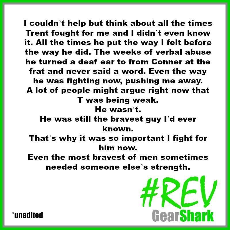#Rev (GearShark, #2) by Cambria Hebert
