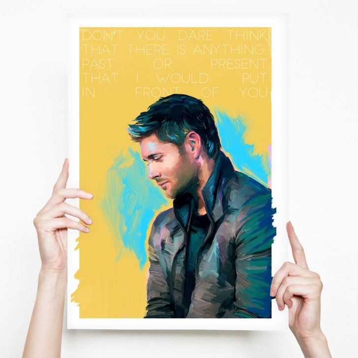 14 Gifts For the Jensen Ackles Obsessed