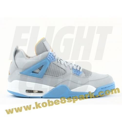 7a933ce85447c3 Air Jordan 4 retro ls mist blue university gold leaf white Outlet ...