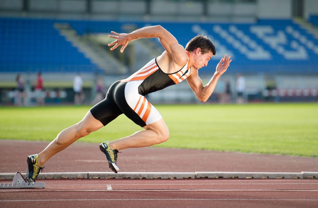 blast off wall mural sports running track such great posture blast off wall mural sports running track such great posture and physique