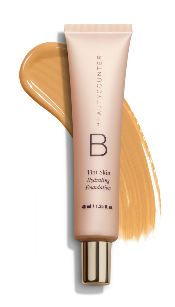 Tint Skin Hydrating Foundation Organic makeup brands