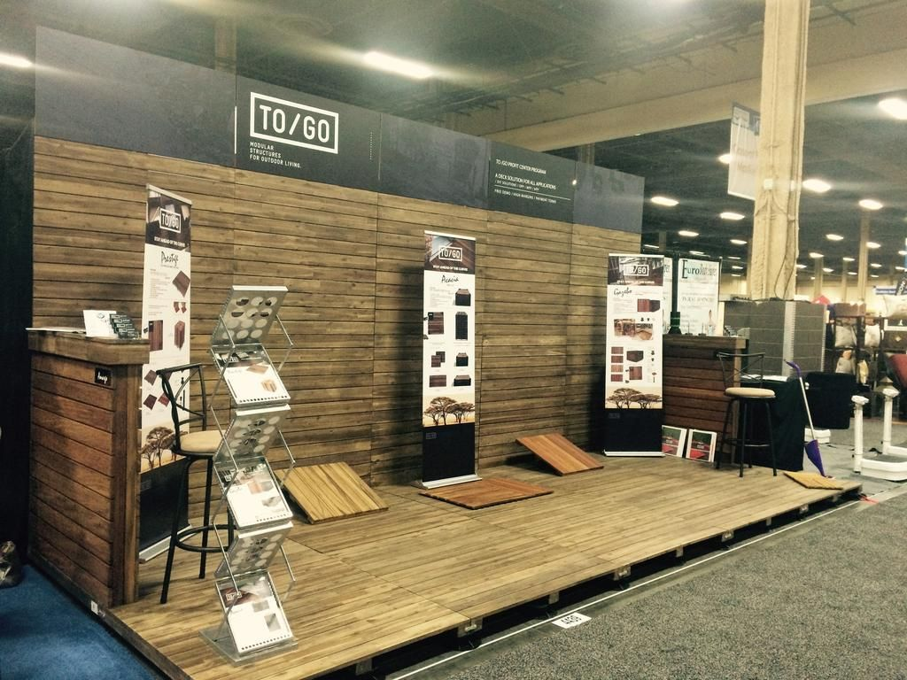How To Create Your Own Booth Floor And Or Walls Quickly Easily For Next Trade Show