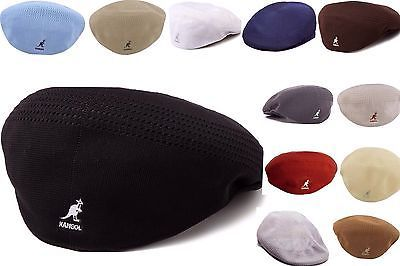 100% Authentic Mens KANGOL 0290BC Tropic Ventair Ivy 504 Cap Sizes ... e56356402bd4