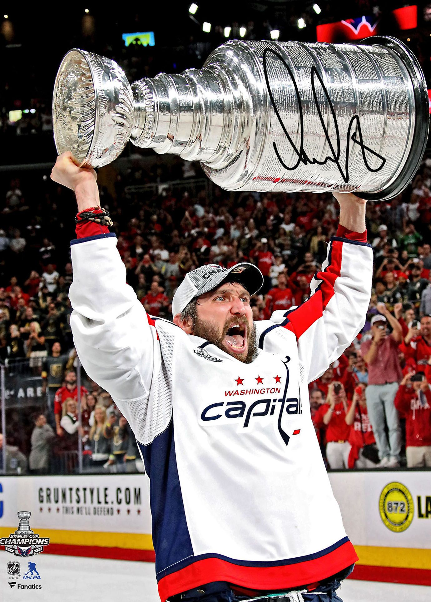 Pin By Bruce C On Hockey Alex Ovechkin Stanley Cup Champions