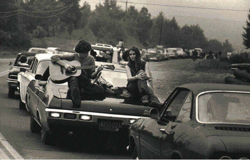 Road to Woodstock??