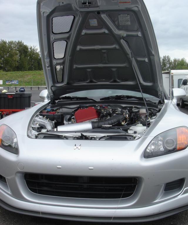 S2ki Honda S2000 Forums: DIY: Vented Aluminum Hood