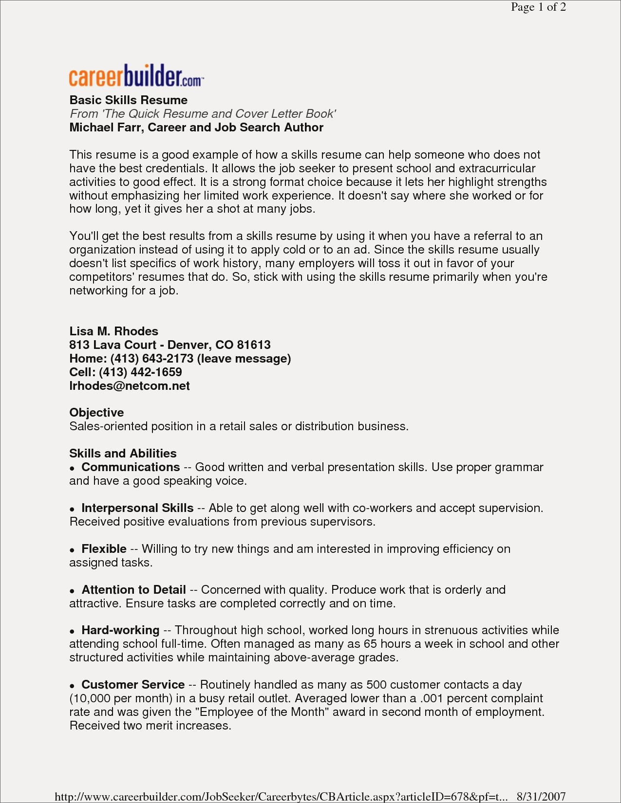 76 Awesome Photos Of Resume Examples Supervisory Skills Check More At Https Www Ourpetscrawley Com 76 Awesome Photos Of Resume Examples Supervisory Skills