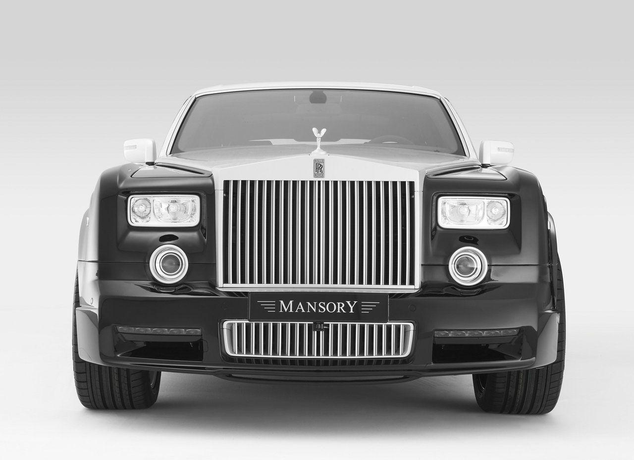 Mansory Rolls Royce Conquistador 2007 Rolls Royce Bentley Rolls