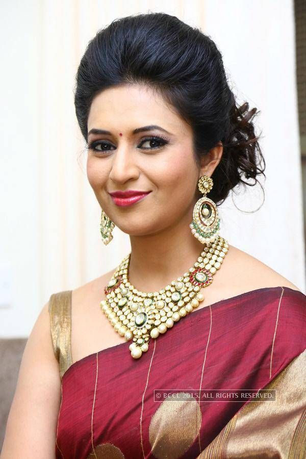 Divyanka Tripathi During The Launch Bold N Beautiful