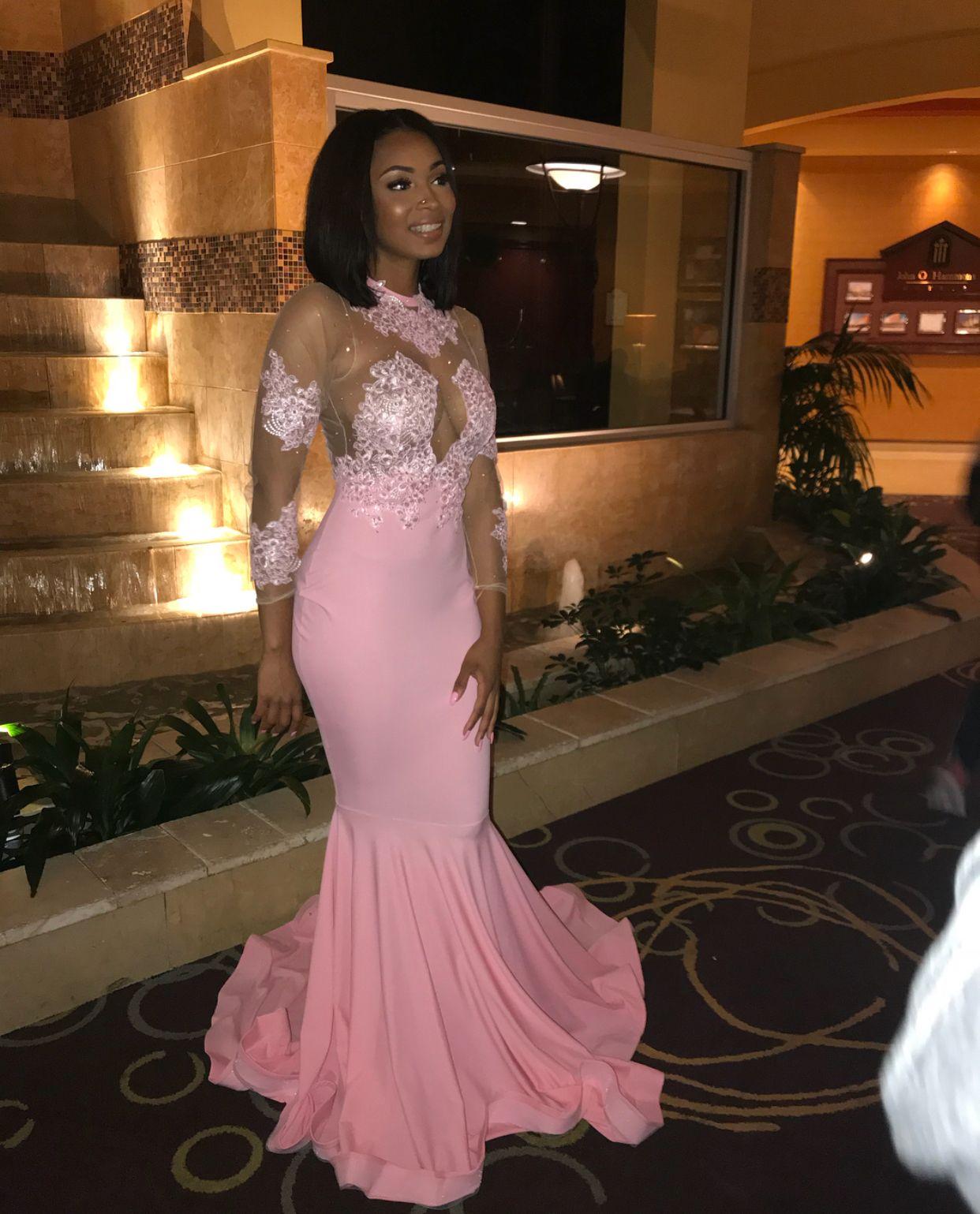 Yslrina Black Girl Prom Dresses Cute Prom Dresses Prom Girl Dresses