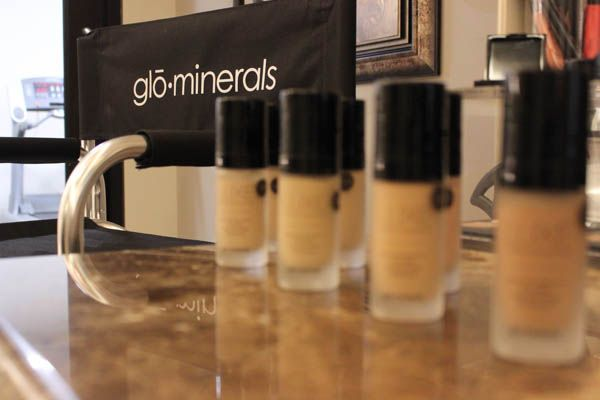 Schedule your glo minerals Makeup Application or Makeup