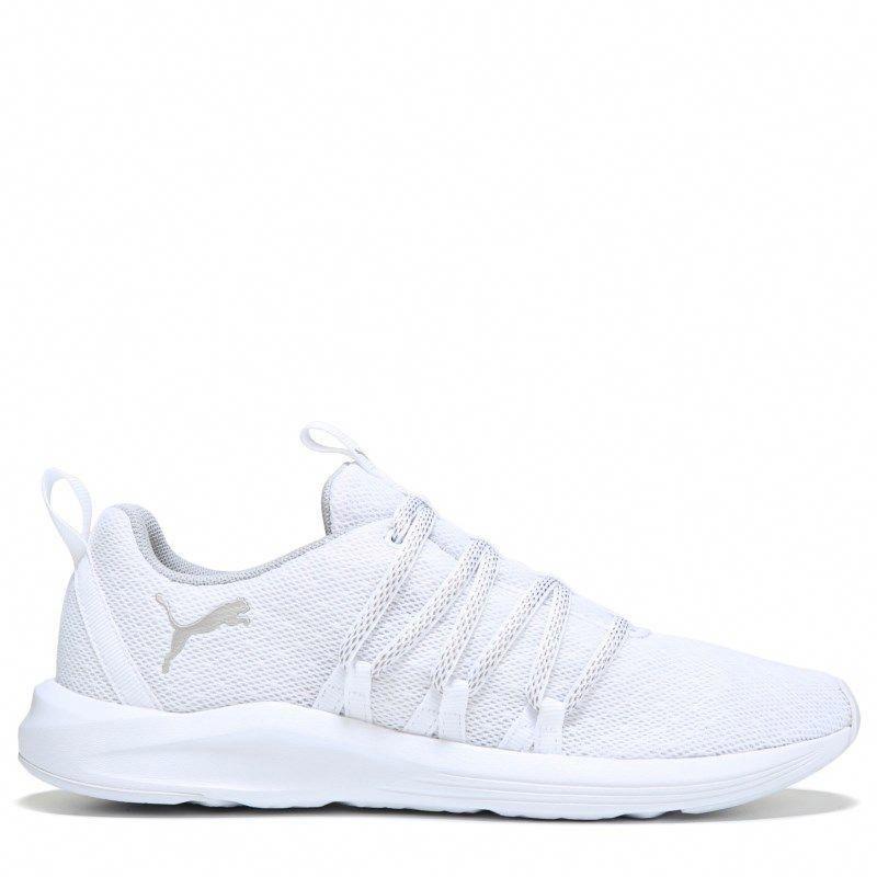 Puma Women s Prowl Sneakers (White Silver)  Sneakers  a8666d766