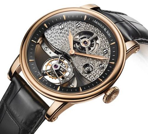 Timeless elegance, handcraft and innovative technology Arnold & Son the TE8 Métiers d'Art I - Limited to 8 timepieces (PR/Pics http://watchmobile7.com/data/News/2013/07/130713-arnold_and_son-TE8_Metiers_Art_I.html) (1/3) #watches