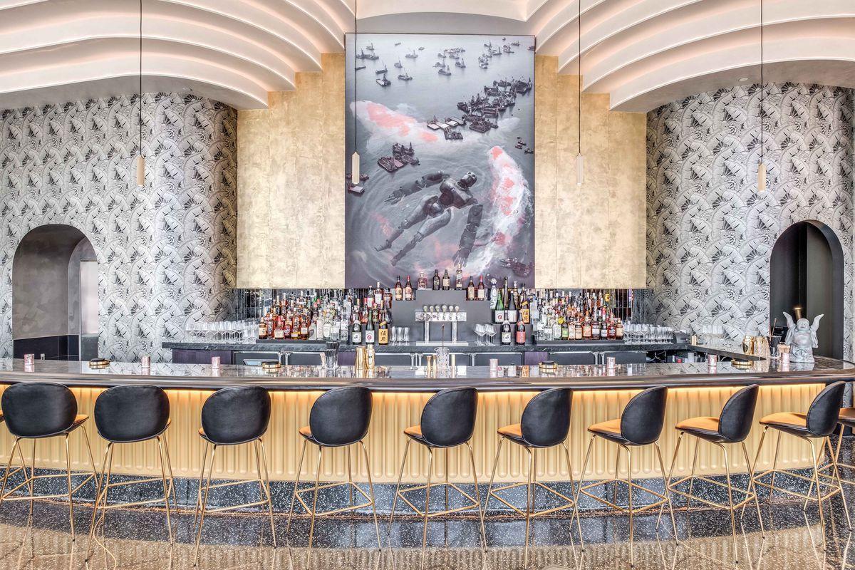 Curtains rise on brian malarkeys opulent pan asian palace