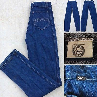 """Photo of (Ad) eBay – Vintage Sharfex Bukser Jeans høy midje 70s 80s 29 """"midje, # 70s # 80s #AdeBay"""