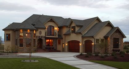 Bergantino   European Homes  Home Plans and Courtyards
