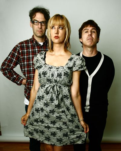 【The muffs】My favorite band