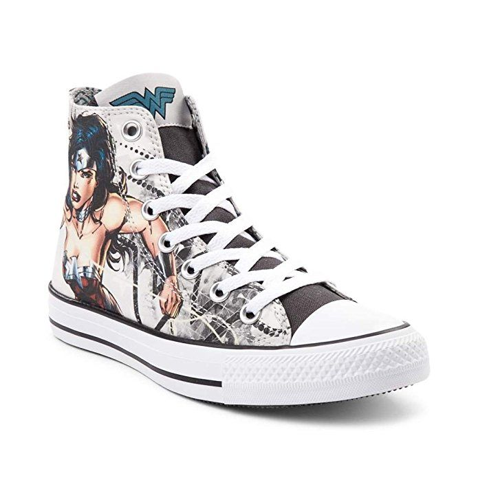 b7df4cc3e05b Wonder Woman Converse Chuck Taylor All Star Shoes