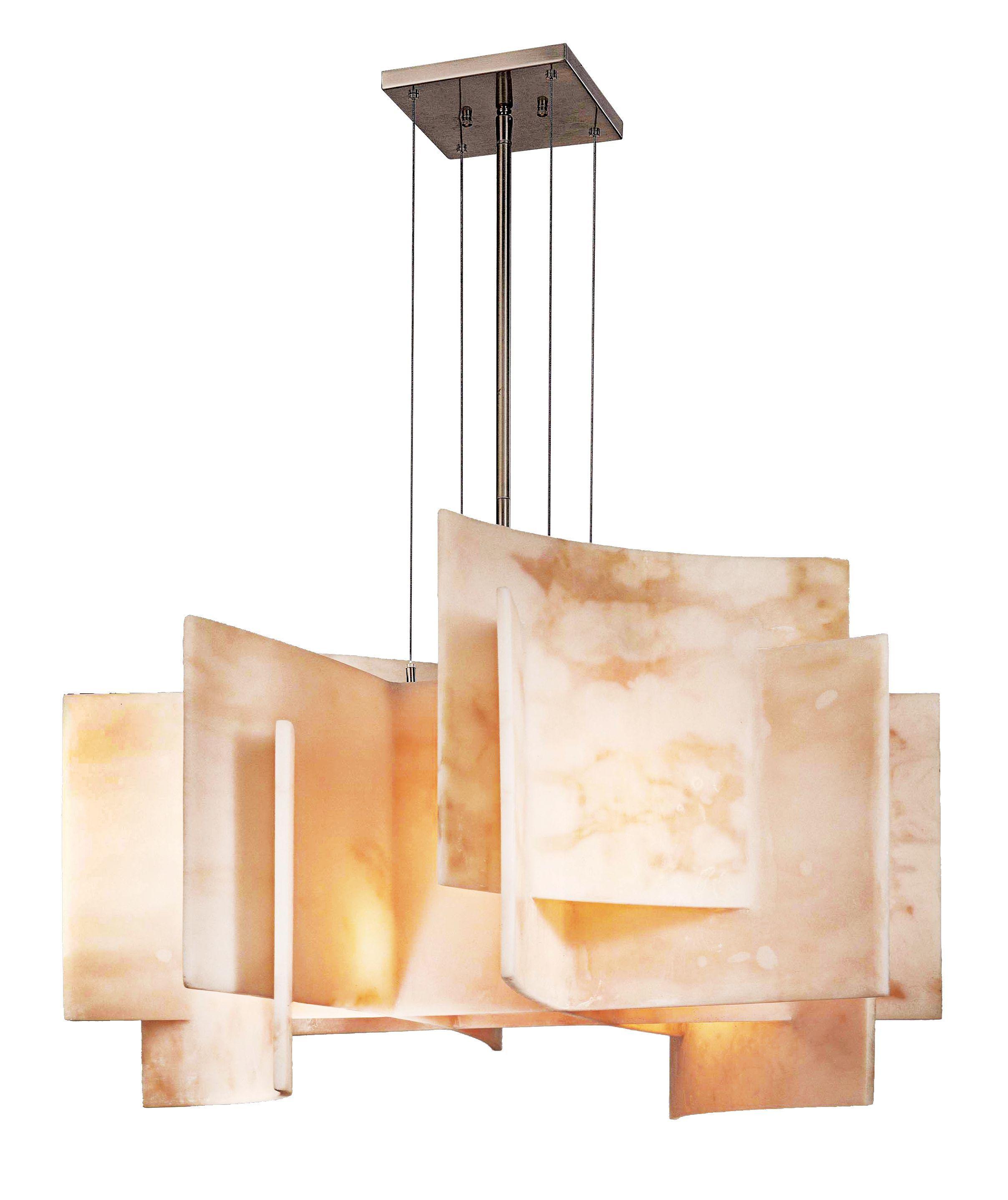 Alabaster Dust Glass 30 Inch W George Kovacs Chandelier Eurostylelighting Com
