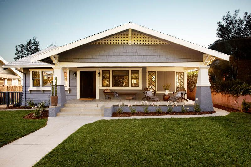 Modern And Stylish Exterior Design Ideas Craftsman House House