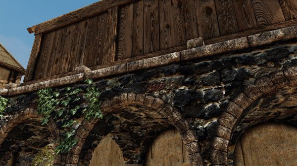 Riften HD at Skyrim Special Edition Nexus - Mods and