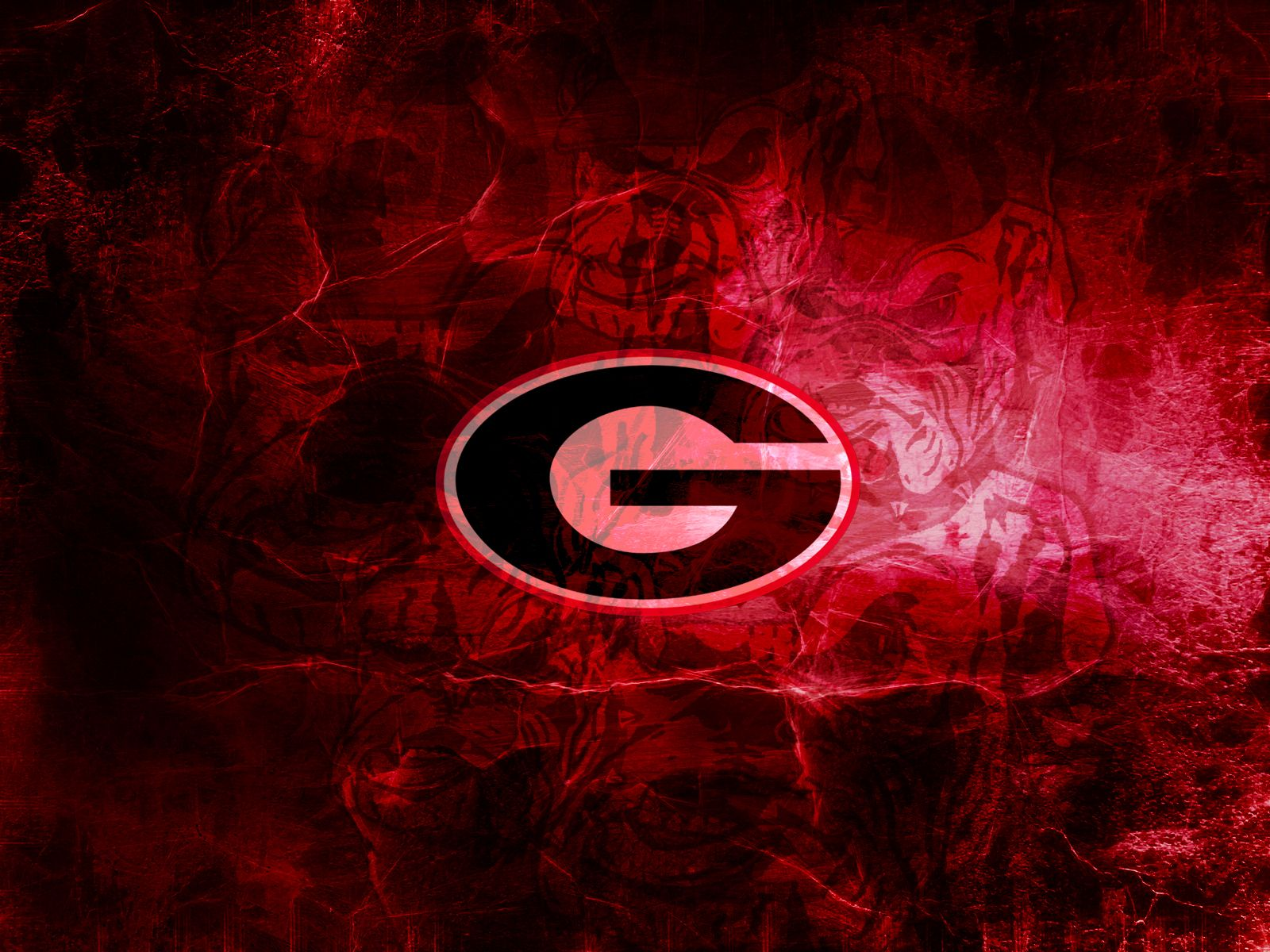 Bulldog Screensaver And Wallpaper Georgia Bulldogs Football