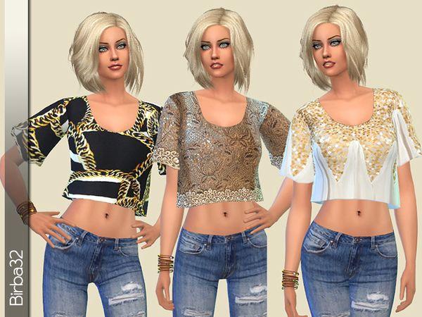 The Sims Resource: Top mix by Birba32 • Sims 4 Downloads   sims