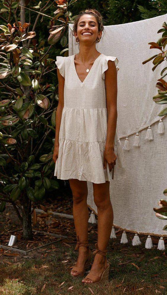 vestidos imprescindibles para este verano summer dresses street style outfit 20192