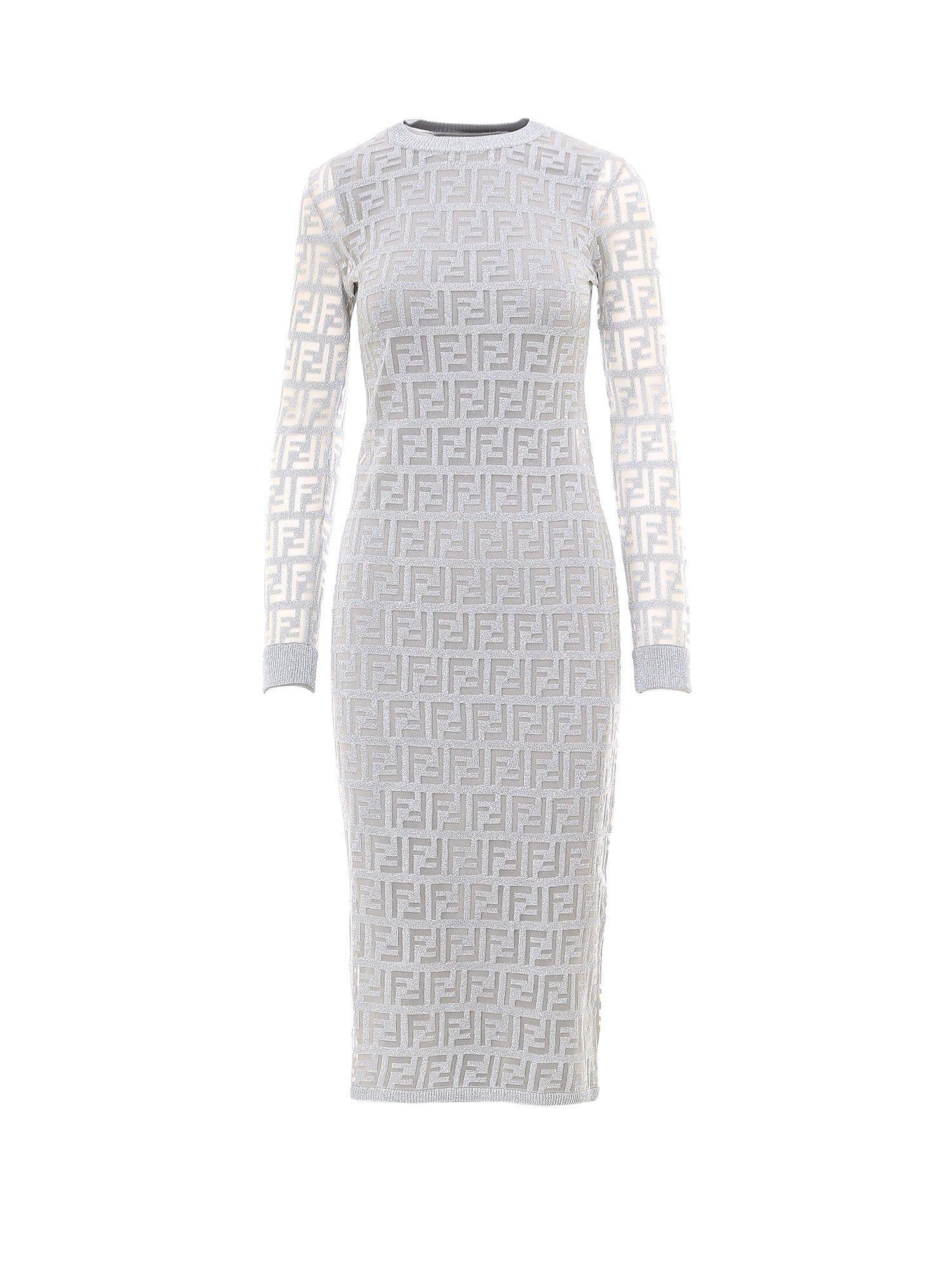 Best Price On The Market At Italist Fendi Fendi Dress In 2020 Fendi Dress Dresses Lurex Dress [ 2000 x 1499 Pixel ]