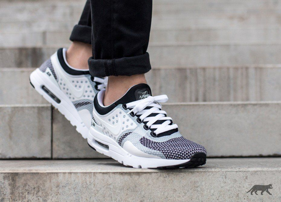 official photos 4cf00 84c5b Nike Air Max Zero Essential (Black   White - Wolf Grey)