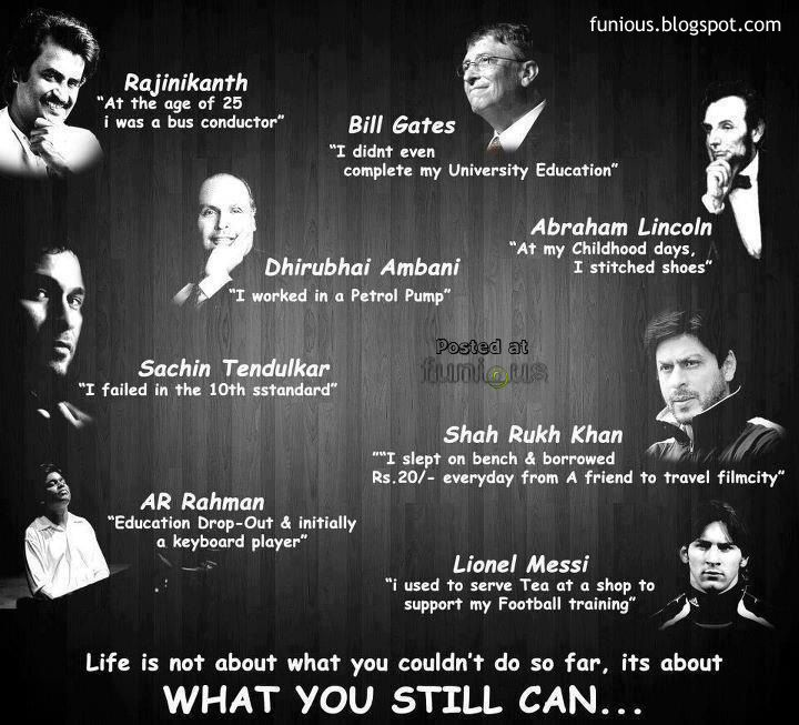 Life Quotes By Famous People: Quotes From Famous People For Learning Life Lessons.