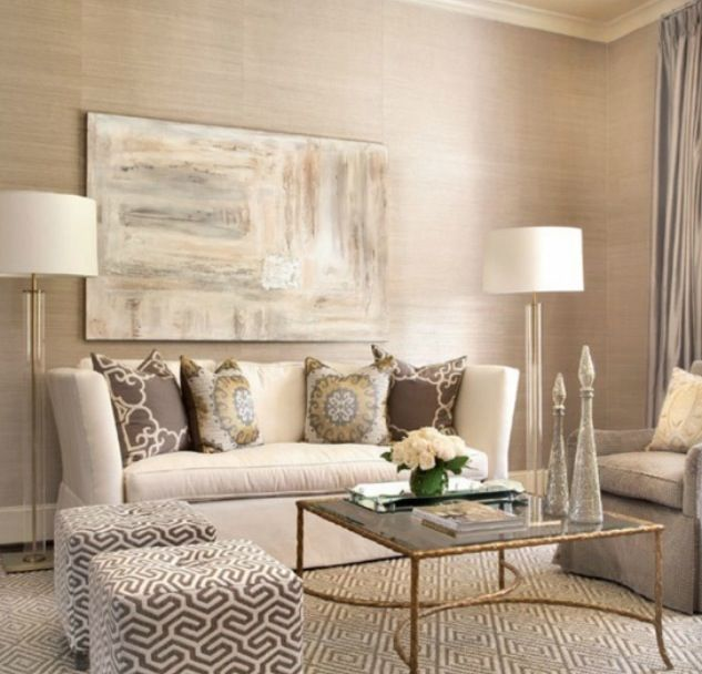 55 Small Living Room Ideas  Seagrass Wallpaper Layouts And Grasses Inspiration Small Living Room Ideas Design Decoration