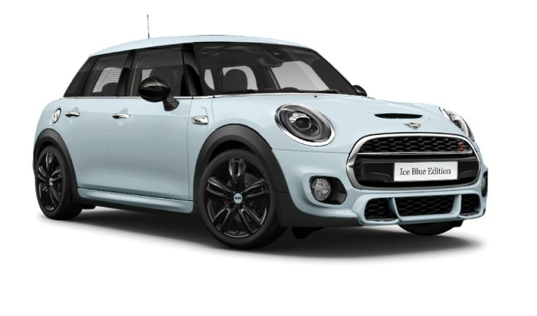 Ice Blue Special Edition MINI Limited Edition Cooper S