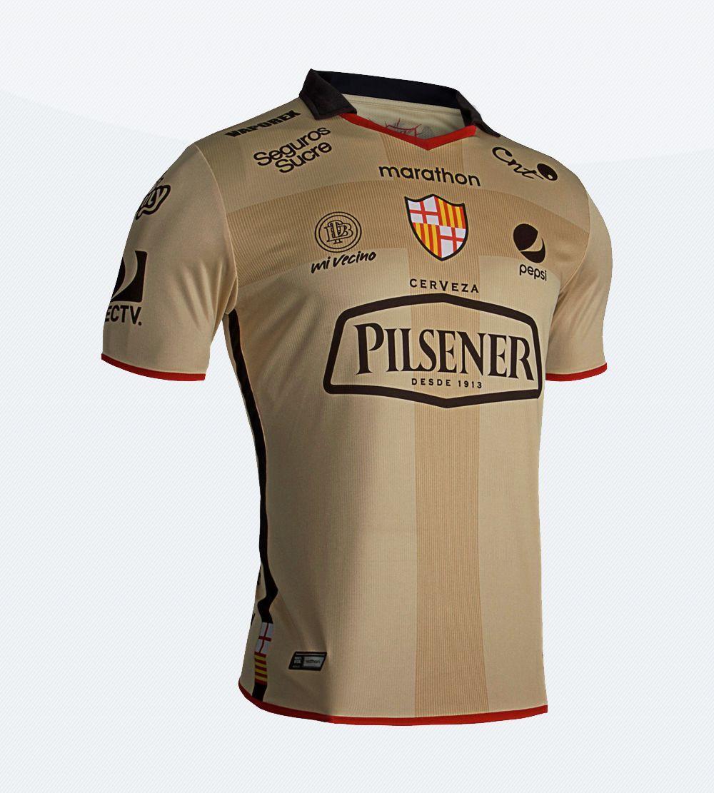 Camiseta especial del Barcelona SC  ffc0622191d