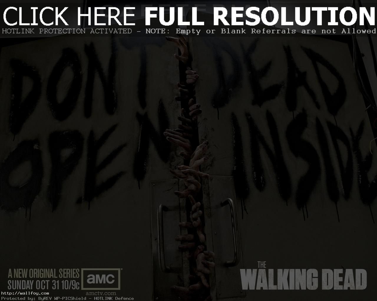 Cool The Walking Dead Wallpaper 11
