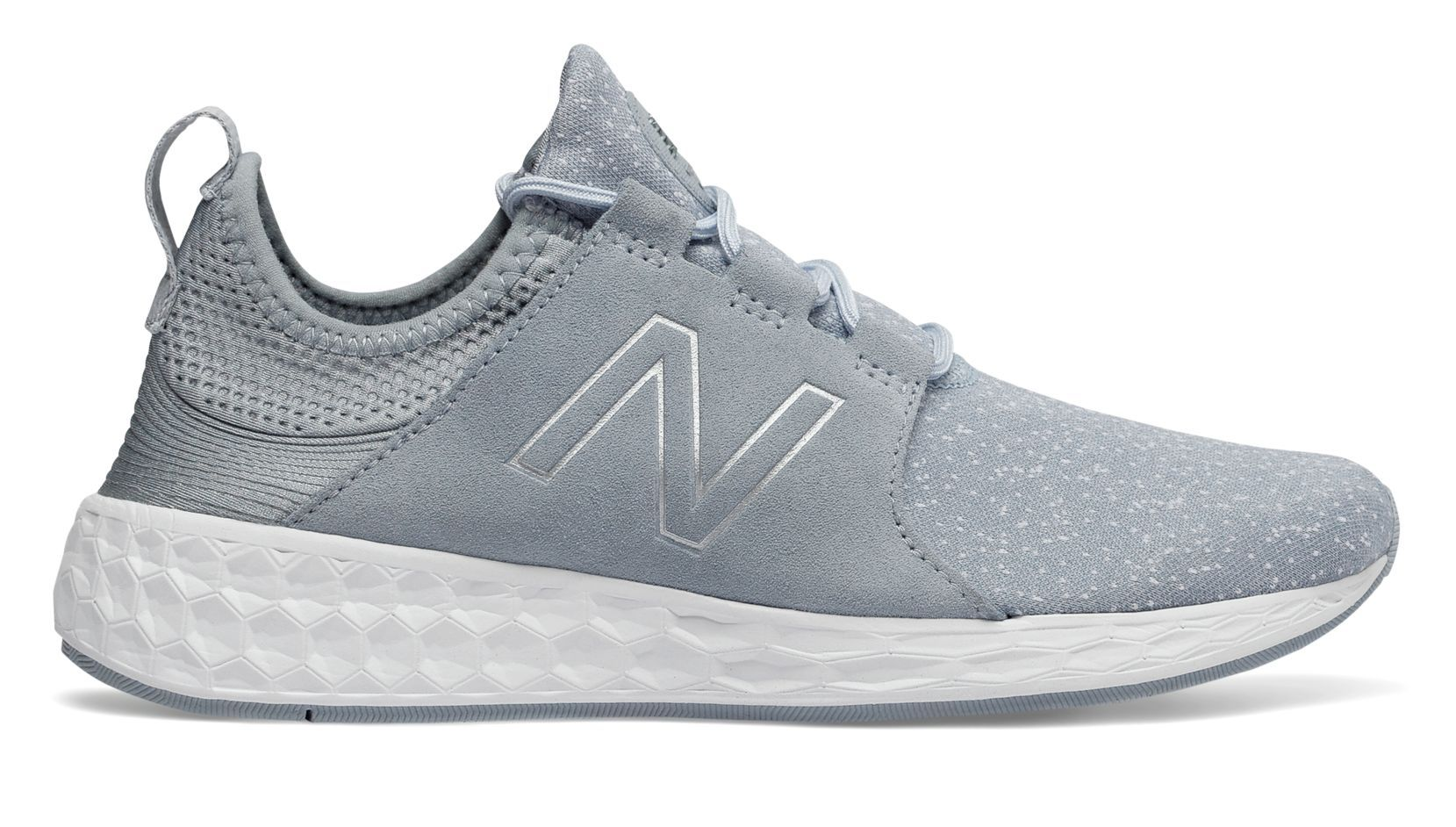 New Balance Fresh Foam Cruz, Light Slate Blue with