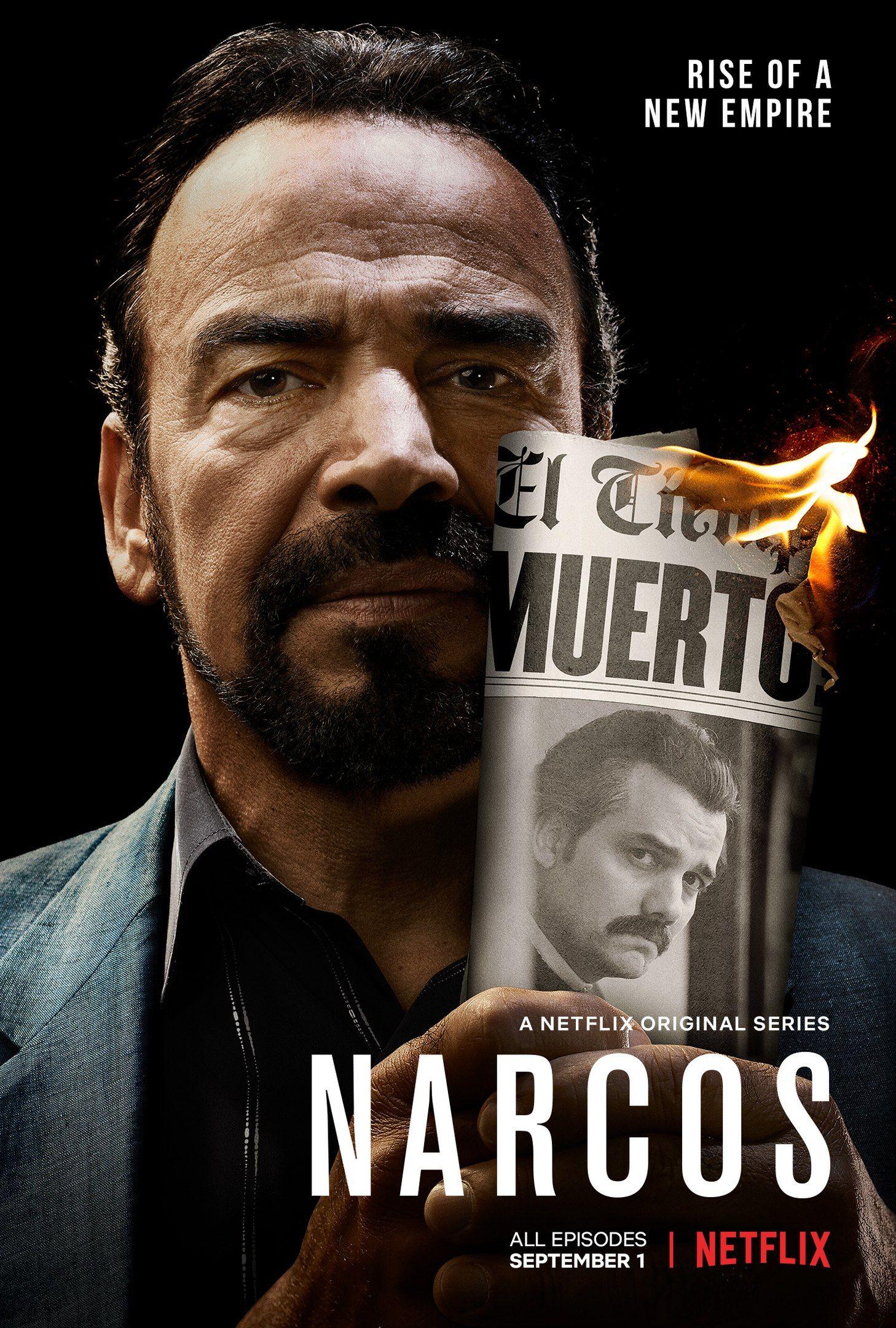 Narcos Temporada 3 (2017) HD 720p Latino – Ingles