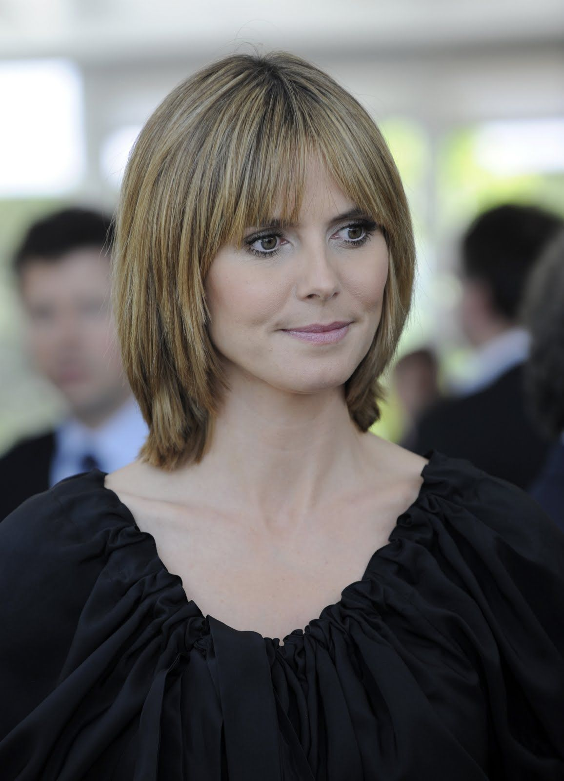 beautifully layered hairstyles to look like celebrity bob