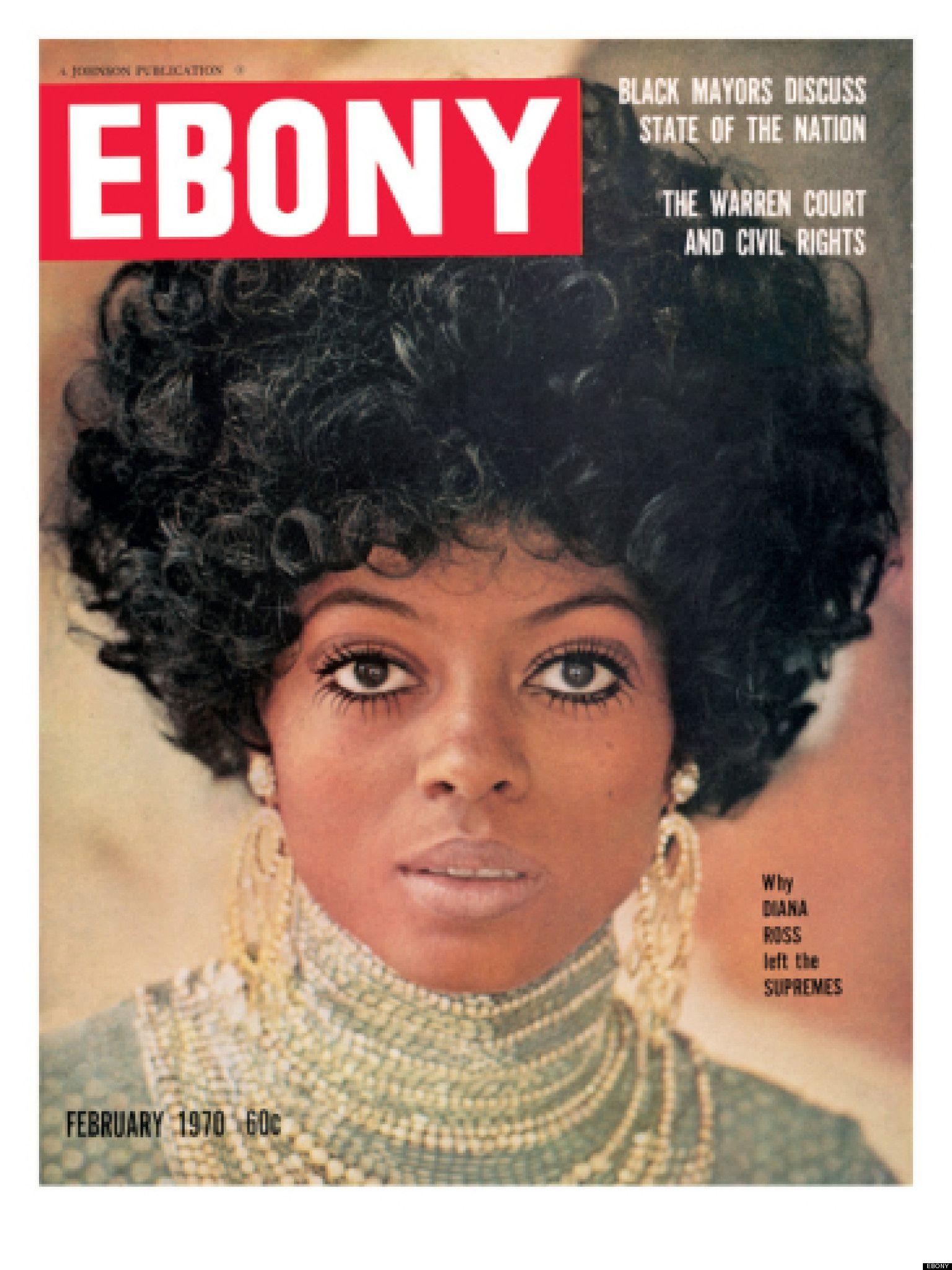 Vintage Ebony Magazines 69