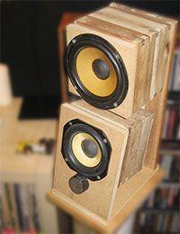 Diy Bookshelf Speakers In Ikea Planter Boxes Diy Bookshelf