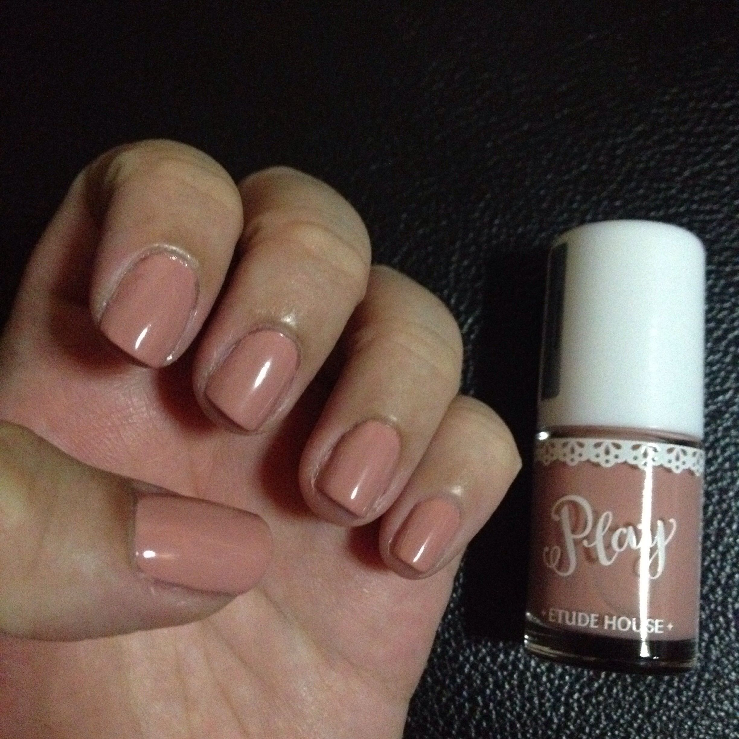 Etude House Play Nail Polish #26 | Nannie\'s Favorite Beauty Products ...