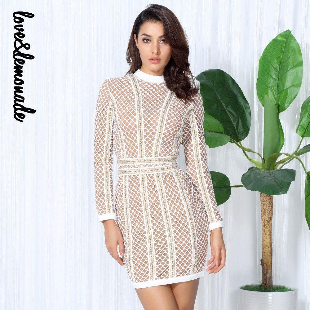 Criss Cross Mini Dress