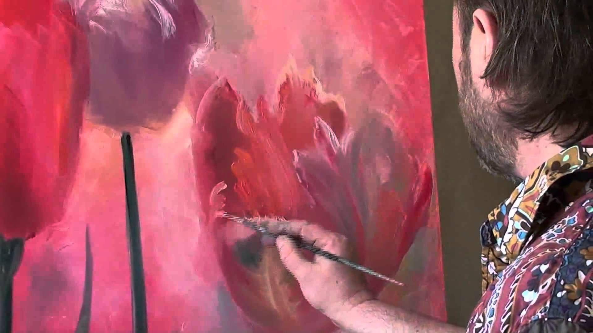 Kostenlos Eine Komplette Video Tutorial Zum Sacharow Tulpen