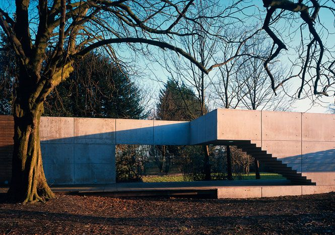 The National Wildflower Centre,Knowsley | hodder+partners