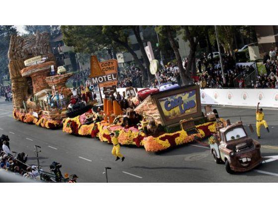 O C Dreams Bloom In 124th Rose Parade Rose Parade Parades