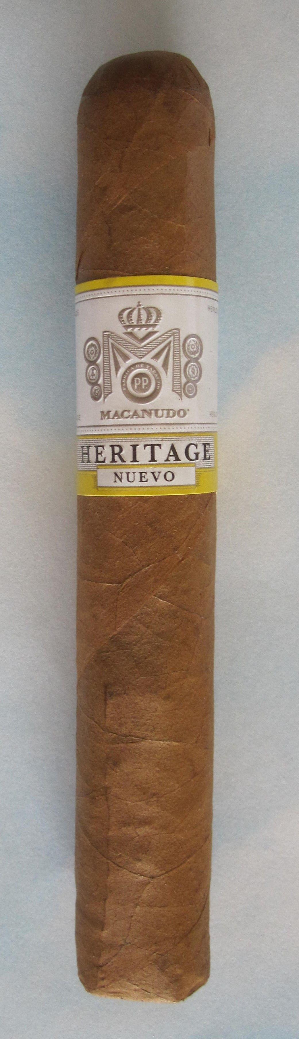 Macanudo Heritage Nuevo Cigar